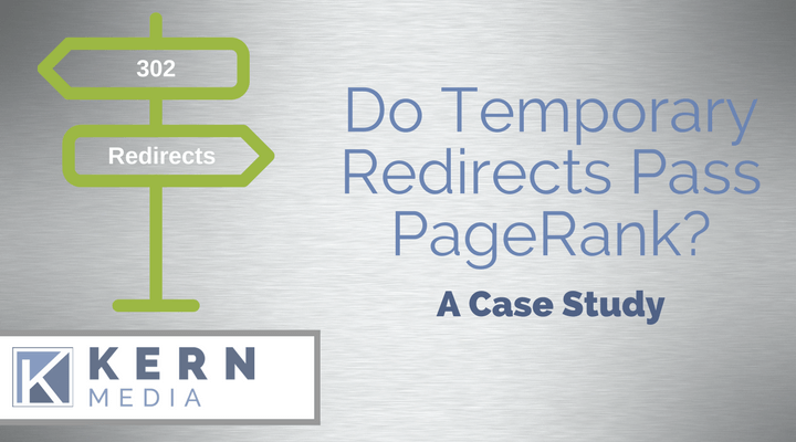 Do 302 Redirects Pass Page Rank