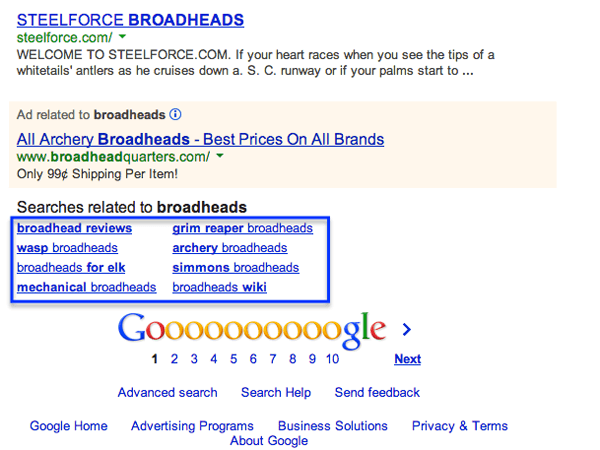 Use Google Suggest to Find Additional Keyword Ideas