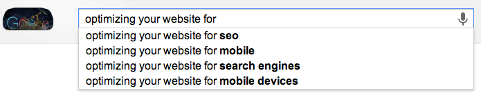 Google Auto Suggest for Finding Keywords