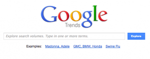 Google Trends Tool | Keyword Research