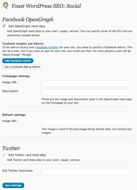 Social: Facebook & Twitter OpenGraph (Yoast SEO WordPress Plugin Guide)