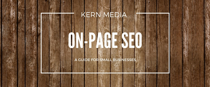 On-Page SEO (Optimization)